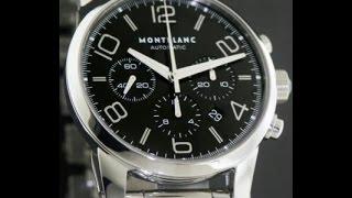 Relógio MontBlanc TimeWalker 9668
