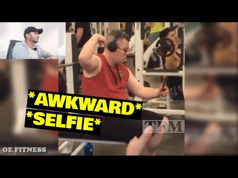 25 Times People Were Caught at the GYM!
