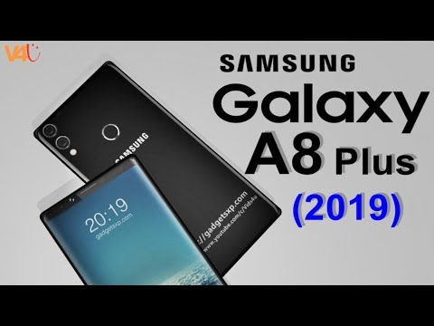 Samsung Galaxy A8 Plus 2019 First Look, Release Date, Introduction, Specifications, Camera, Features
