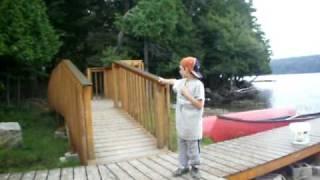Justin tour of timberlane