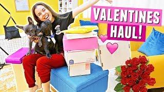 VALENTINES HAUL!!💕 Tarte, MAC, Benefit, Beauty Bakerie & Maybelline!