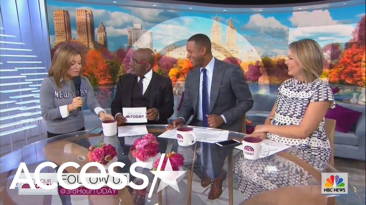 Kit Hoover Hilariously Invades 'Today' Show Live