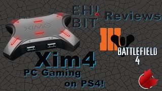 XIM4 Review, Setup, Gameplay, & Rating (COD, Destiny, BF4) PC Gaming on PS4 - Eh!Bit Reviews