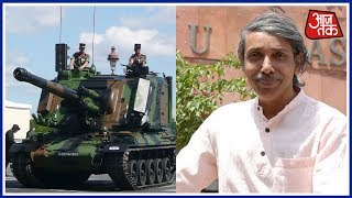 JNU Vice Chancellor Wants Tank On Campus To Remind Students Of Army's Sacrifices