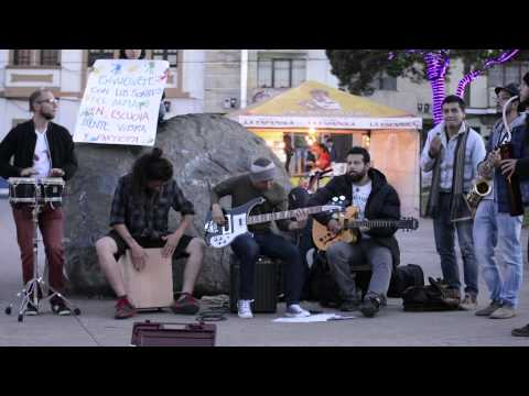 Street Music Jam Session