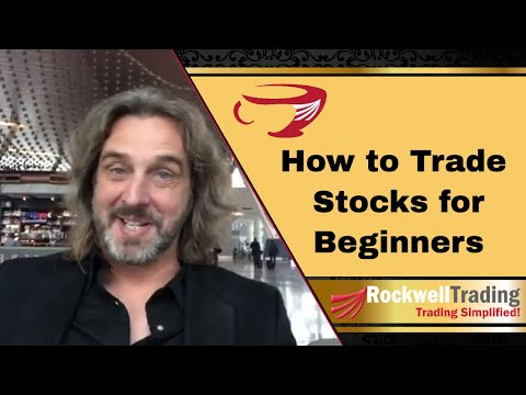 How To Trade Stocks For Beginners – Here are the 4 things you need