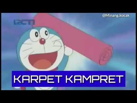 Full Video Lucu Doraemon Kampret Dijamin Ngakak - Ya Mantaplah Masak Gak Pulak | Minang Kocak #1