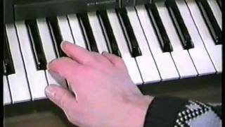 Country & Western Style - (Right Hand Piano Riff).WMV