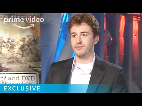 The Pacific's Joe Mazzello on working with Spielberg and Hanks  Prime Video