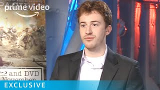 The Pacific's Joe Mazzello on working with Spielberg and Hanks | Prime Video