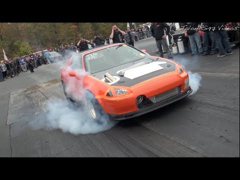 Turbo J32 DelSol Goes 8s & B-Series DelSol Goes DEEP 9s!