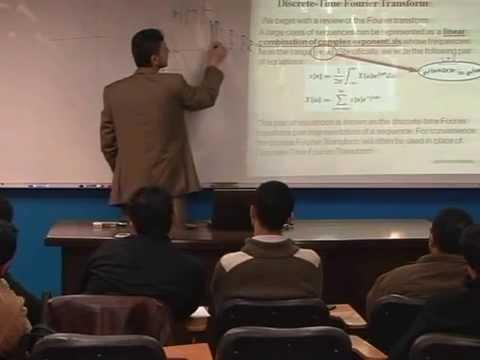 Lecture 2: Discrete-Time signal Processing