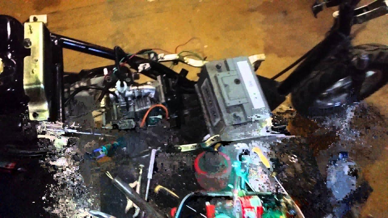 Baotian Bt49qt9 Manual 20042010 Toyota Sienna Reese Tconnector Wiring Harness 78004 Bt49qt 9 Rebuild Array Gy6 Youtube Rh Com