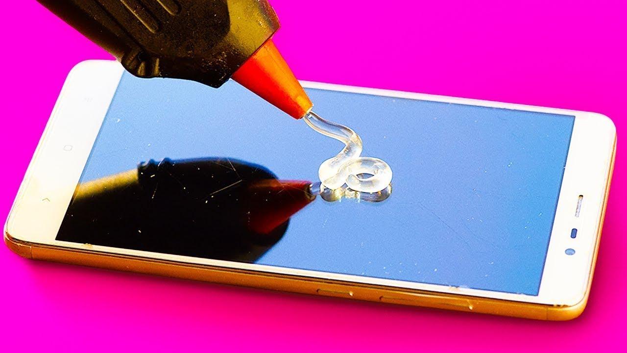14 Coisas Legais Que Você Pode Fazer Com Cola Quente