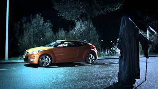 The Hyundai Veloster banned commercial(Banned from Dutch television. Funny and scary =), 2011-08-23T19:05:22.000Z)