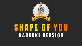 Ed Sheeran - Shape of You [Karaoke version]
