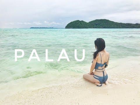 Palau Travel Vlog 🇵🇼| HEAVEN & PARADISE | Lora Li