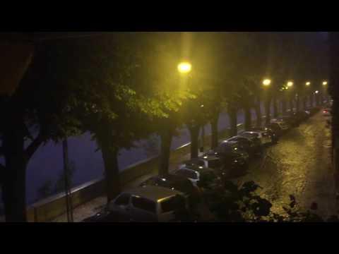 temporale Lungadige Centro Verona