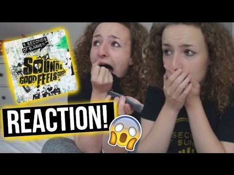 SOUNDS GOOD FEELS GOOD REACTION BY 5SOS!