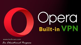 How To Enable Free VPN In Opera Browser On Windows 10 PC | 2021 screenshot 5