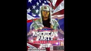 American Party Winter Tour 2015 - 2016 by Dj Snap ( Av8 Records - New York Label )