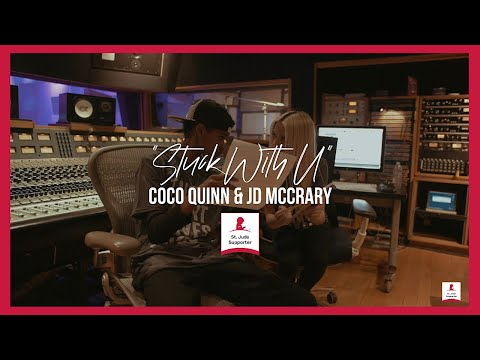 Stuck with U – Ariana Grande & Justin Bieber (Cover By Coco Quinn & JD McCrary)
