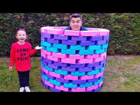 Öykü Pretend Play magic well , Kid Video - Funny Oyuncak Avı