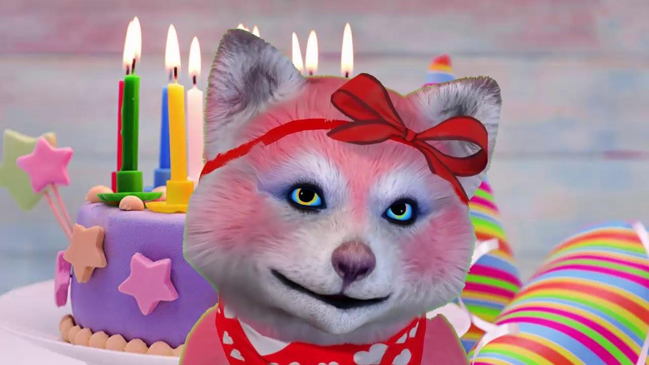Чашечкой, прикольное видео поздравление с днем рождения