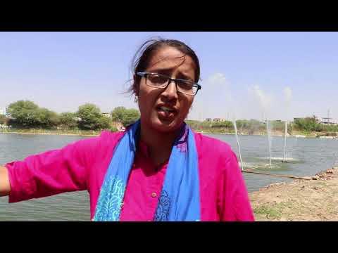 'NEKNAMPUR LAKE' video