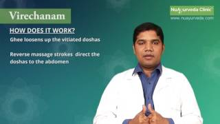 Virechanam : Panchakarma Treatment