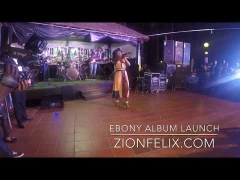 Ebony's Full Performance At Her Album Launch