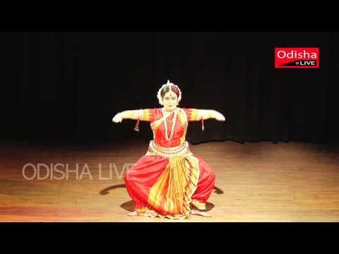 Guru Sonal Mansingh - Odissi Dance - HD