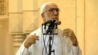 خطبة الجمعة – عدوٌ غائب  الدكتور عمر عبد الكافي 11-12-2015
