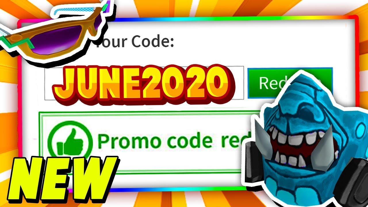 June All Roblox Promo Codes On Roblox 2020 Secret New Roblox