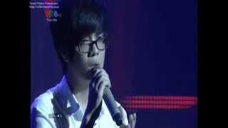 [Live] Hà Nội mùa lá bay - Bùi Anh Tuấn ft. Dương Trường Giang @ Bài hát Việt 2014