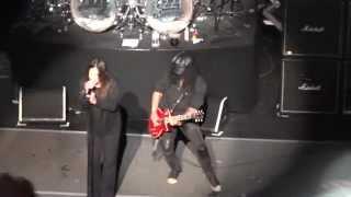 Ozzy Osbourne & Slash 5.12.14 MusiCares Map Fund Benefit Show