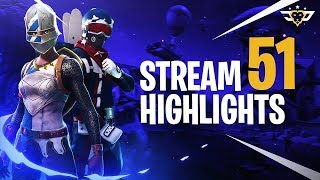 I'M GETTING MY OWN MOVIE?! - Stream Highlights - Part 51! (Fortnite: Battle Royale)