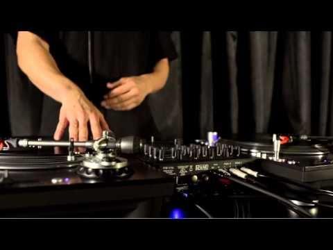 DJ Scratch Techniques - Scratch Mix Transition