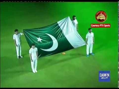 PSL 2017 Kicks Off With Colourful Opening Ceremony in Dubai