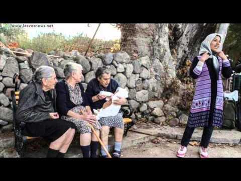 Οι θρυλικές γιαγιάδες της Λέσβου στον ΑΡΤ 90,6 FM !