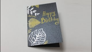 Beautiful Birthday Greeting Card Idea - Latest Card Design
