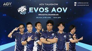 AOV Talkshow bersama EVOS AOV sang pemenang ASL season 1! - Garena AOV (Arena of valor)
