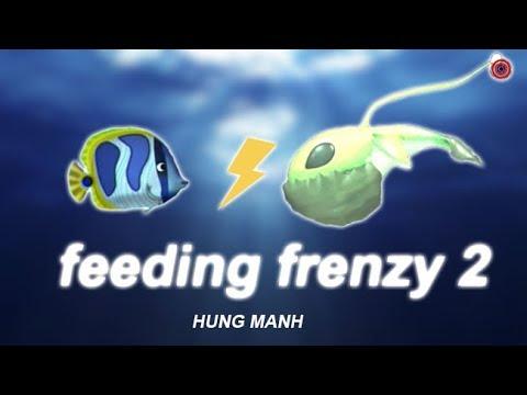 Feeding Frenzy 2 – All Boss | Game Cá Lớn Nuốt Cá Bé