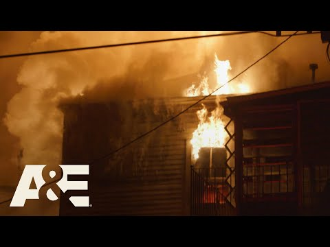Nightwatch: Four-Alarm Fire (Season 3, Episode 1) | A&E