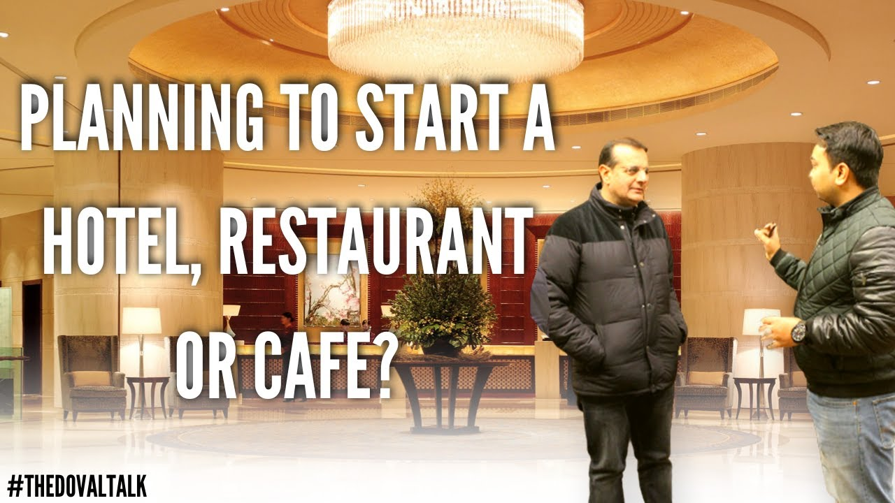 Running a Restaurant, Cafe or Hotel Business [Hospitality Special] | The Doval Talk S01E01 Podcast