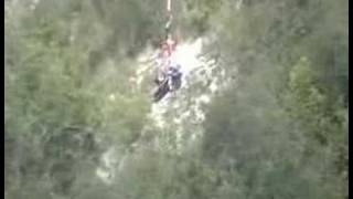 Jan Overduin Bungy jumpen Bloukrans Bridge