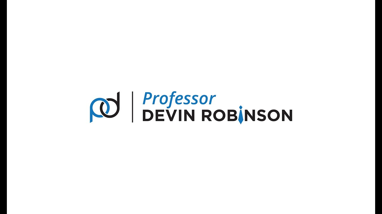 Professor Devin Robinson on The Weather Channel discussing his experience in Hurricane Irma