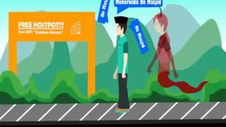 "Video Animasi ""Digoda Setan"" download MP3, 3GP, MP4, WEBM, AVI, FLV Oktober 2018"