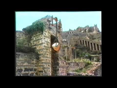 [Hindi]History Golconda-Ruined city in India History