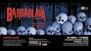 Barbablava, el musical - Teaser Oficial